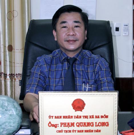 """Thị xã Ba Đồn: Khai thác và phát huy  lợi thế """"cửa ngõ"""""""