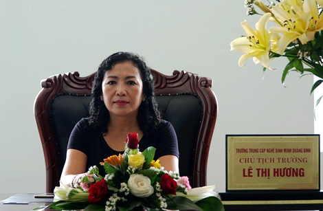 Trường Trung cấp nghề Bình Minh: Đem đến Niềm tin  và hy vọng