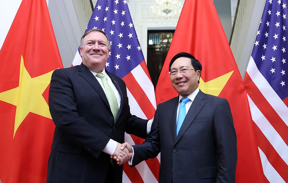 Hoa Kỳ coi trọng quan hệ hữu nghị, hợp tác toàn diện với Việt Nam