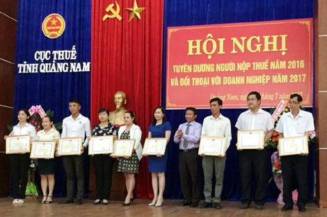 Ngành Thuế Quảng Nam và thành tích thu thuế ấn tượng