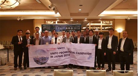 Chương trình Xúc tiến thương mại tại Nhật Bản lần IV năm 2018