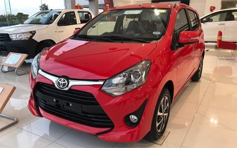Toyota sắp giới thiệu phiên bản Wigo, Rush và Avanza mới