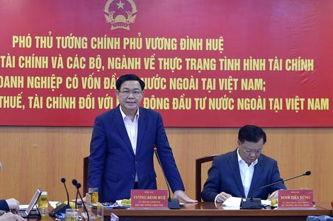 Lợi thế để Việt Nam hút FDI giai đoạn tới?