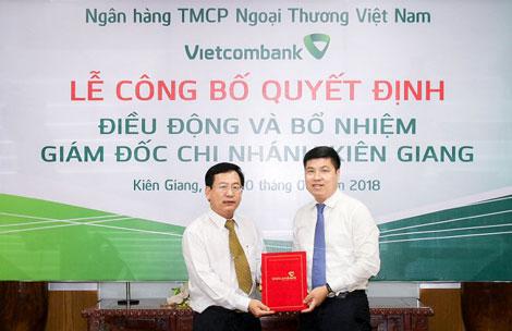 Vietcombank Kiên Giang: Tâm huyết với công tác  an sinh xã hội
