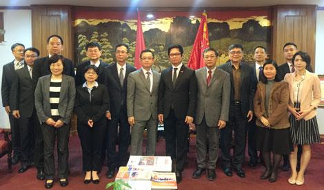 Doanh nghiệp Đài Loan sẽ tăng cường đầu tư vào Việt Nam