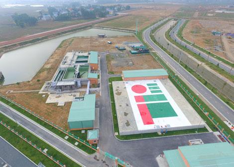 Khu công nghiệp Thăng Long III Vĩnh Phúc: Tạo dấu ấn trong thu hút đầu tư