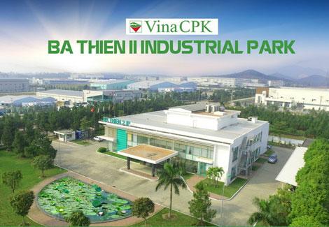 Khu công nghiệp Bá Thiện II: Địa chỉ tin cậy của các nhà đầu tư