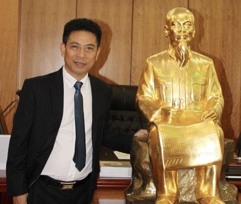 Doanh nhân Lương Anh Phong  - Chủ tịch HĐQT Công ty cổ phần Đông Phong: Khởi nghiệp để  bắt nhịp thời đại