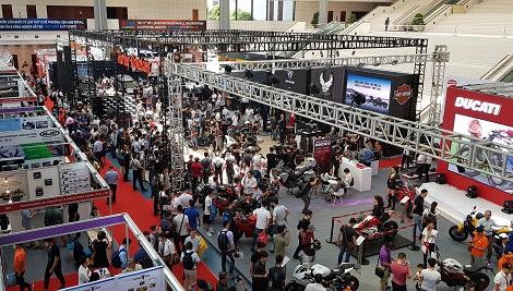 VIETNAM AUTOEXPO 2019 sẽ diễn ra từ 12-15/6/2019 tại Hà Nội