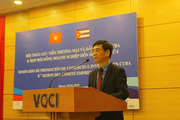 Doanh nghiệp Cuba tìm kiếm cơ hội đầu tư vào Việt Nam