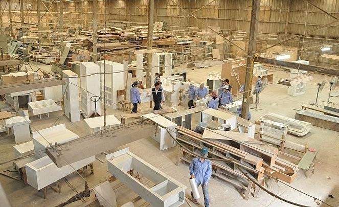 Ngành chế biến gỗ: Hấp dẫn nhà đầu tư