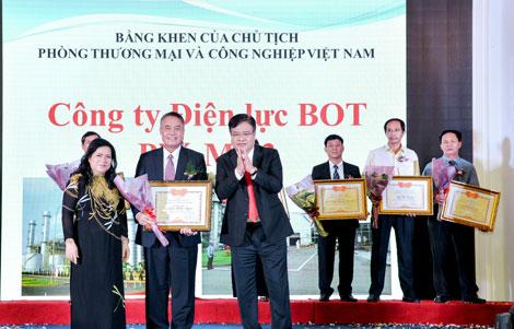 VCCI Vũng Tàu: Chia sẻ và tháo gỡ khó khăn cho cộng đồng doanh nghiệp