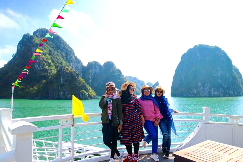 Oriental Sails khuyến mãi lên đến 40% dành riêng cho khách Việt