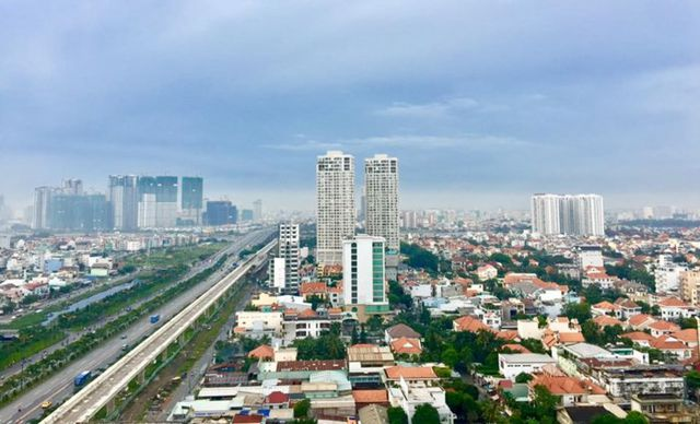Việt Nam trở thành điểm nóng bất động sản trong khu vực