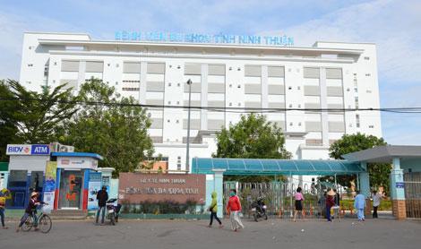Bệnh viện Đa khoa Ninh Thuận: Hướng tới sự hài lòng  của người bệnh