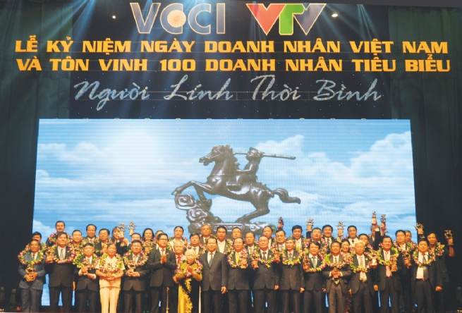 Vietnamese Entrepreneurs - Strong Transformations