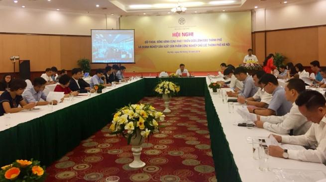 Hà Nội: Đẩy mạnh nâng cao năng lực cạnh tranh các sản phẩm công nghiệp chủ lực