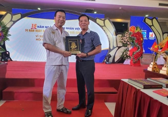 Hội doanh nhân trẻ tỉnh Bắc Ninh tổ chức kỷ niệm 15 năm ngày doanh nhân Việt Nam