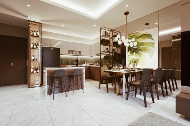 Phú Đông Group nâng cao chất lượng căn hộ cho giới trẻ