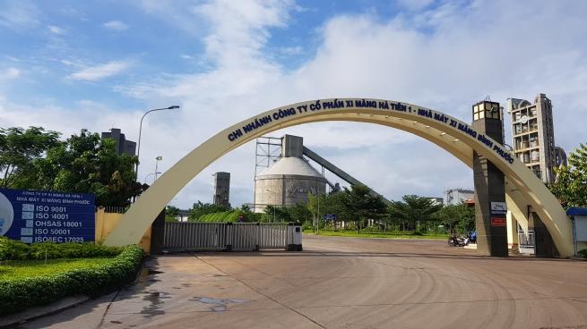 VICEM Hà Tiên - Chi nhánh Công ty CP Xi măng Hà Tiên 1- Nhà máy Xi măng Bình Phước: Không ngừng hoàn thiện mình để tri ân khách hàng