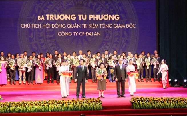 Entrepreneur Truong Tu Phuong: Steadfast  to Success