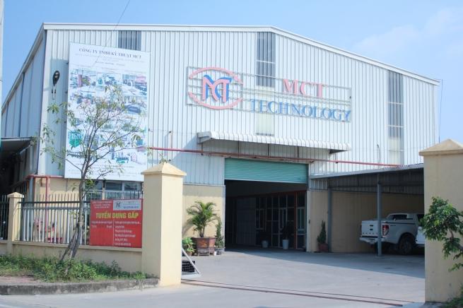 Công ty TNHH kỹ thuật MCT: Không ngừng vươn xa