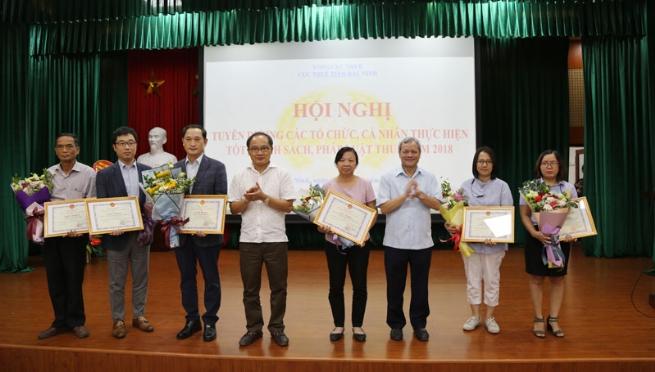 Ngành thuế Bắc Ninh: Phấn đấu hoàn thành nhiệm vụ 2019