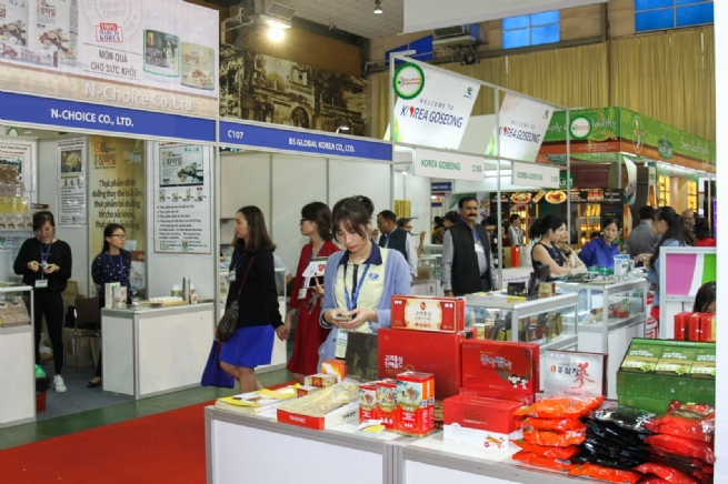 Vietfood & Beverage - Propack 2019 Exhibition: Chance for Vietnam - Korea Trading