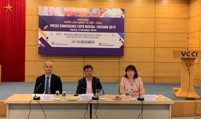 Doanh nghiệp Nga ngày càng quan tâm đến thị trường Việt Nam