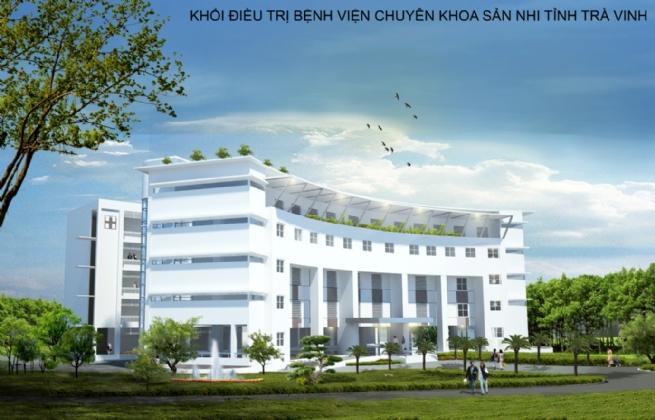 Bệnh viện Sản - Nhi Trà Vinh: Không ngừng nâng cao  chất lượng khám, chữa bệnh