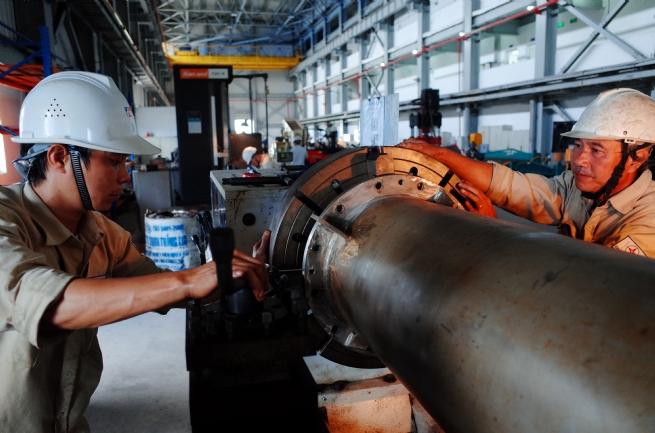 Công ty Nhiệt điện Duyên Hải: Gắn sản xuất kinh doanh với bảo vệ môi trường, đảm bảo an sinh xã hội