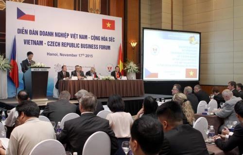Diễn đàn doanh nghiệp Việt Nam – Séc 22.11.2019