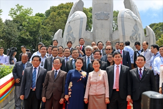 Huyện Yên Châu Đẩy: mạnh cải cách hành chính