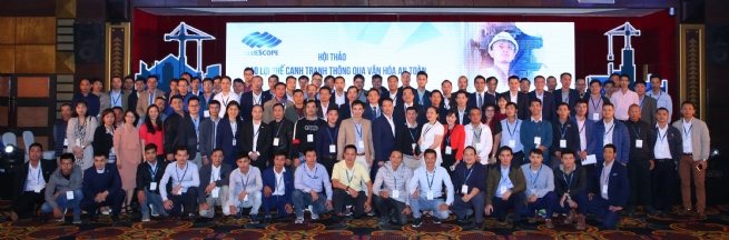 NS BlueScope Vietnam Inspires Northern Construction Businesses to Improve Competitiveness with Labor Safety Culture