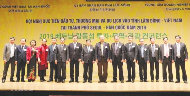 Thu hút khách du lịch Hàn Quốc sang Việt Nam