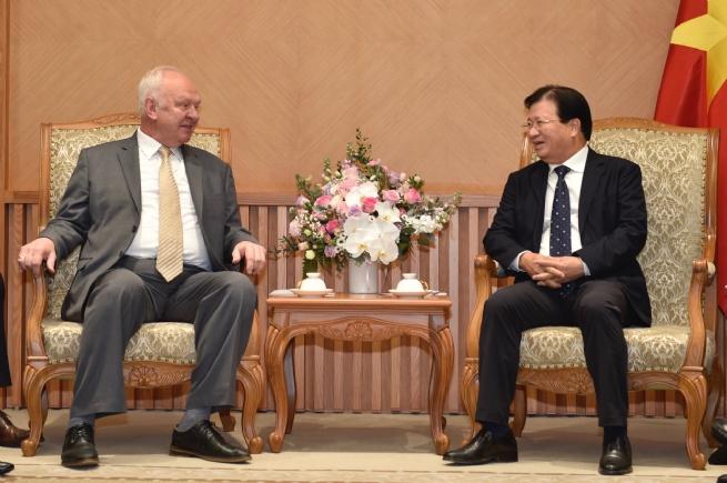 Triển khai nhiều cơ chế khuyến khích hợp tác doanh nghiệp Việt-Nga