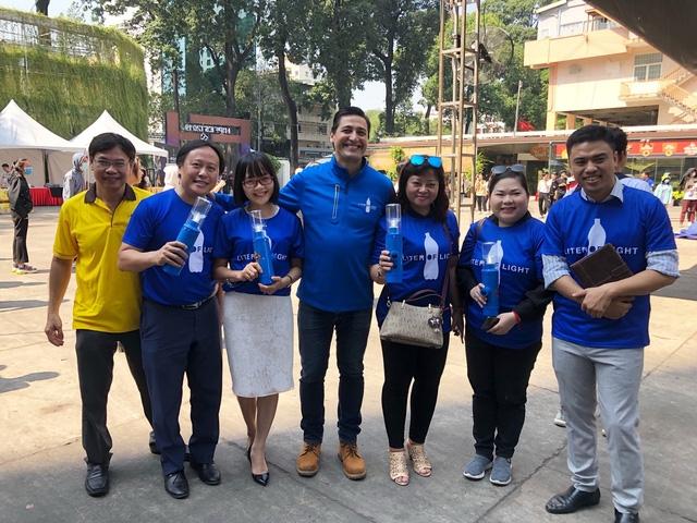 Khởi động Tết An Bình 2020: Mang ánh sáng đến quê nghèo Bình Phước