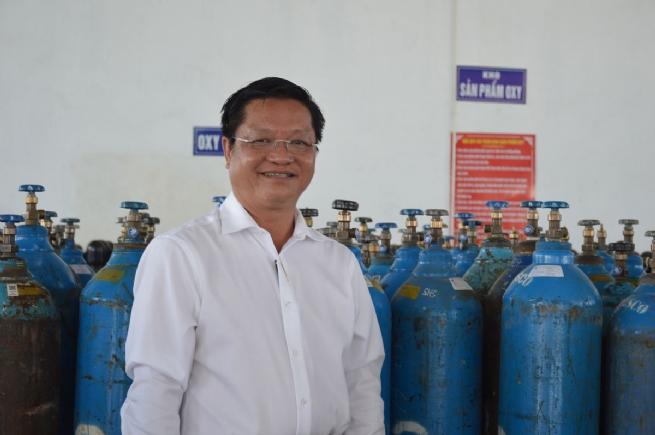 """Doanh nhân Nguyễn Anh Tuấn và câu chuyện hồi sinh """"Dưỡng Khí Đà Nẵng"""""""