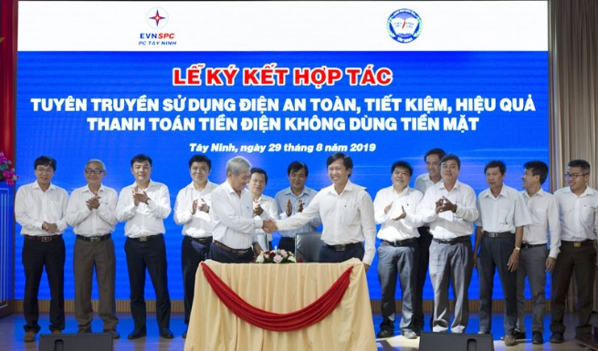 Tay Ninh PC Proud to Be a Strong Unit of Vietnam Power Sector