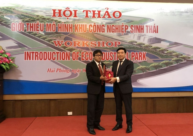 Hai Phong Economic and Industrial Zones - Powerful Magnet for Investment Flows