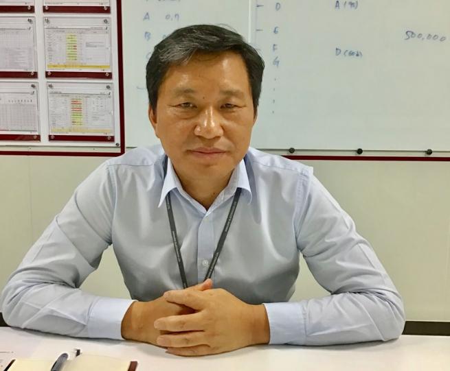 """Tổng Giám đốc Công ty TNHH HEESUNG ELECTRONICS Việt Nam: """"Chúng tôi đến Hải Phòng để chung tay phát triển"""""""