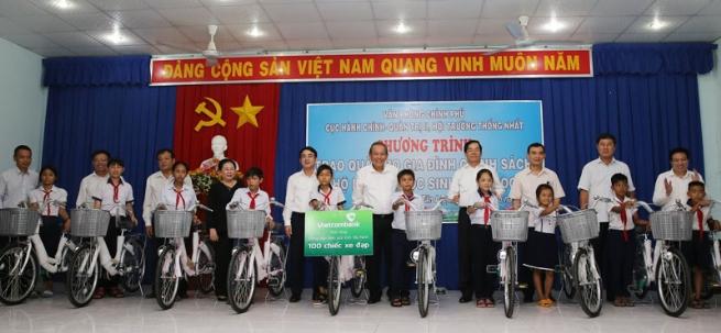 Vietcombank Tây Ninh: Đồng hành phát triển cùng tỉnh nhà