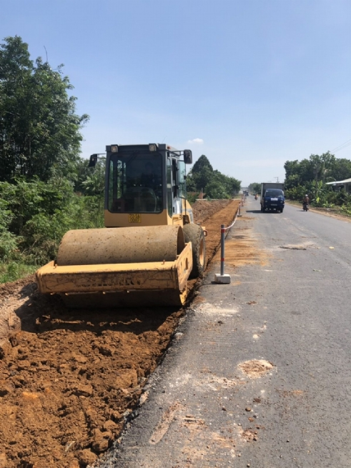 Tay Ninh Transport Construction Investment Project Management Unit: Resolved to Overcome Hardships, Fulfill Tasks in 2019