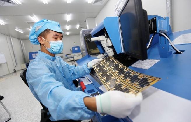 Công ty TNHH Joung Poong Electronics Vina: Đầu tư thêm dự án mới tại Cụm công nghiệp Đồng Sóc
