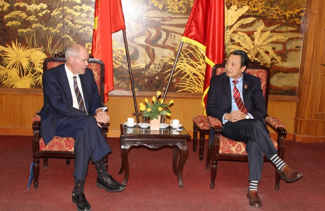 VCCI Hopes OECD to Further Support Vietnam in Priority Areas