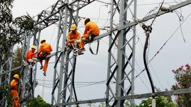 EVNSPC xây dựng phương án đảm bảo cung cấp điện mùa cao điểm