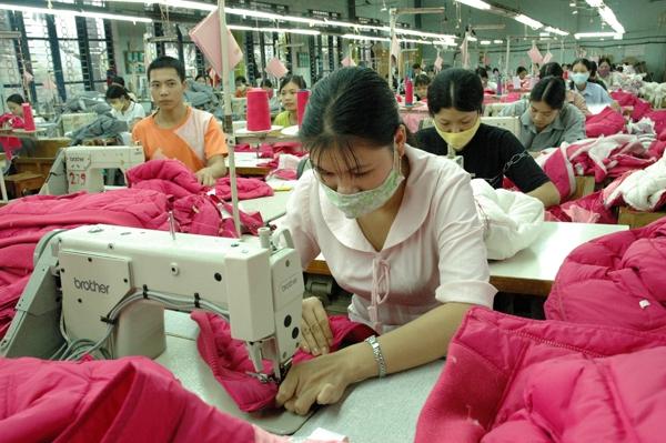 Dệt may Việt Nam: Xây dựng vị thế mới