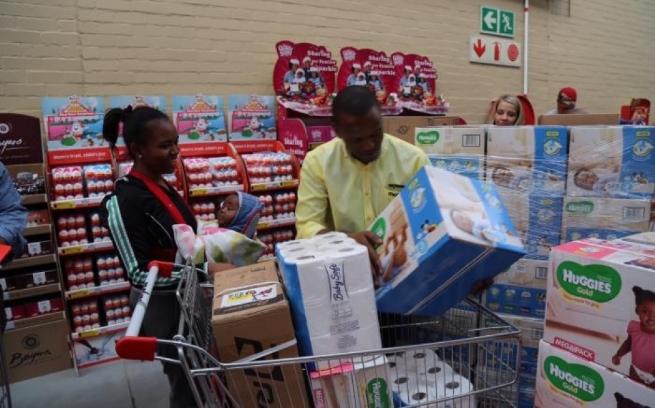 Cơ hội bán hàng tại các siêu thị ở Nam Phi