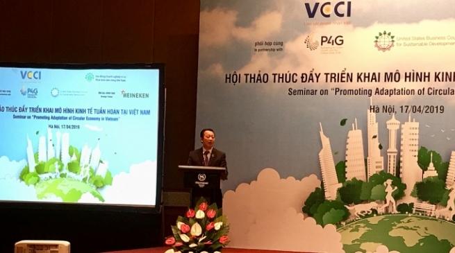 Thúc đẩy mô hình kinh tế tuần hoàn tại Việt Nam