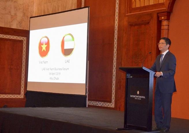 Ngày càng có nhiều doanh nghiệp UAE quan tâm tới thị trường Việt Nam